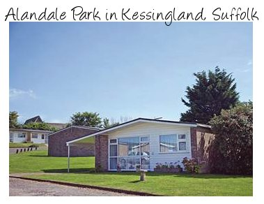 Explore the east coast of England with a few days in Alandale Park, Kessingland