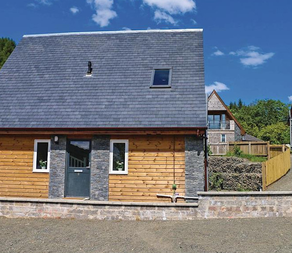 Balmaha Lodges on the shores of Loch Lomond in Scotland are holiday lodges sleeping up to 8 people