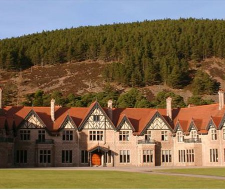 Bynack at Mar Lodge Estate in Braemar - a large holiday apartment in the Cairngorms National Park
