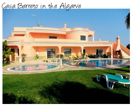 Rent Casa Barreto in the Algarve from Thomson Holidays - Sleeps 12 people