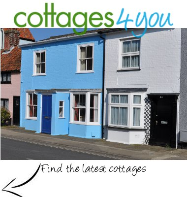 Cottages 4 You - latest cottages