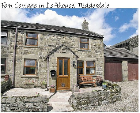 Explore Nidderdale in North Yorkshire while taking a holiday at Fern Cottage
