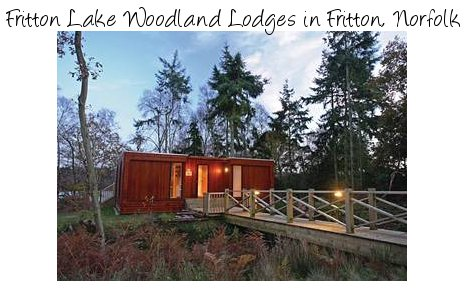 A quiet location with a Lake at its very heart, Fritton Lake Woodland Lodges has a good selection of holiday lodges for your holiday