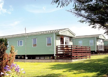 Glenluce Holiday Park is a quiet holiday park in the centre of Glenluce, Wigtownshire