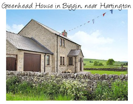 Greenhead House holiday cottage at the southern tip of the Peak District National Park