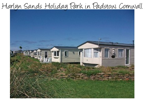 Harlyn Sands Holiday Park in Padstow, Cornwall is a family run holiday park with entertainment and activities