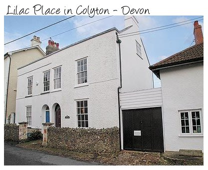A holiday cottage on south coast of Devon,