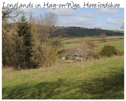 Longlands is a large holiday cottage in the Herefordshire countryside. You'll find Longlands in Hay-on-Wye, and sleeps 10 people