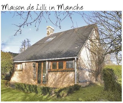 Maison de Lilli and Maison de Grace in northen France