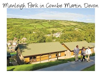 Enjoy the delights of North Devon during oyur holiday at Manleigh Park in Combe Martin