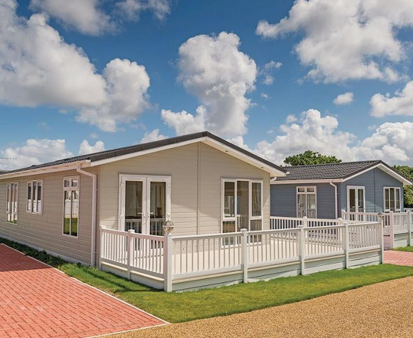 Mundesley Holiday Village in Mundesley on the North Norfolk Coast has lodges and bungalows