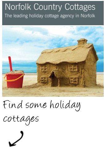 Latest holiday cottages in Norfolk from 'Norfolk Cottages'