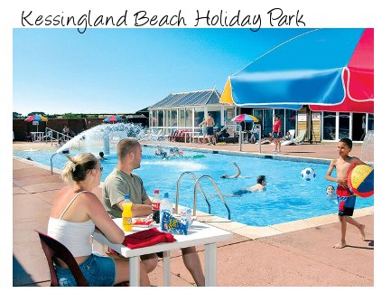 Kessingland Holiday Park for 2016 in Suffolk, from Park Resorts
