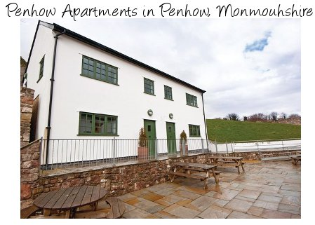 Penhow Apartments are a group of holiday apartments in Penhow, Monmouhshire
