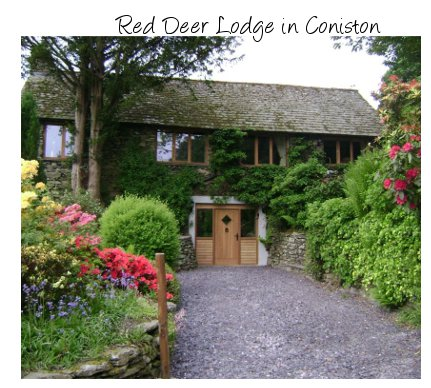 Red Deer Lodge near Coniston is available from Cumbrian Cottages and sleeps 8 people