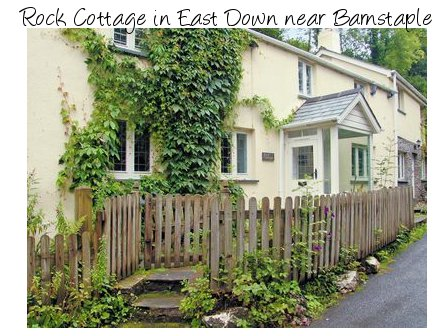 Rock Cottage is a large holiday cottage in East Down near Barnstaple in Devon