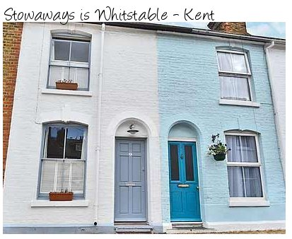 Discover the beauty of Kent during your cottage holiday to Stowaways near Whitstable