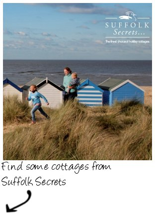 Latest holiday cottages in Suffolk from 'Suffolk Secrets'