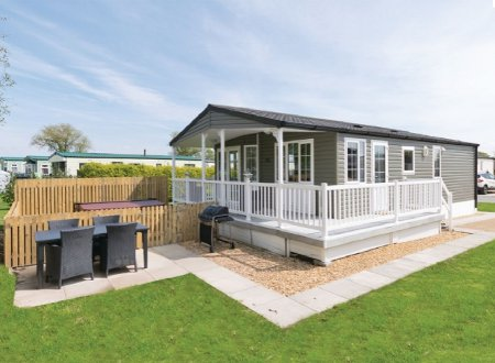 Sunset Park are a collection of holiday lodges in Hambleton, near Blackpool. Lodges at Sunset Park have hot tubs