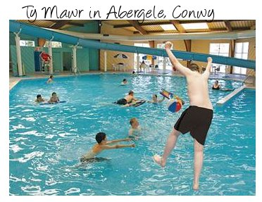 Family holidays in Wales - try Ty Mawr in Abergele, near Abergele in Conwy