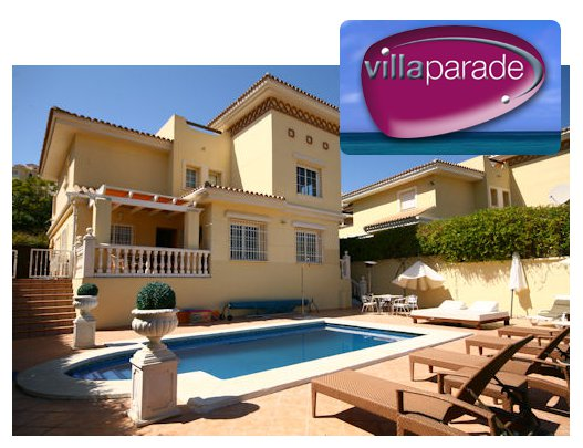 Latest holiday villas from Villa Parade