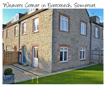 Explore Somerset during your cottage holiday at at Weavers Corner in Evercreech